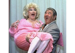 Comedian Buddy Hackett dies at 79