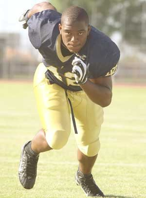 Top college prospect Kennard leads Desert Vista