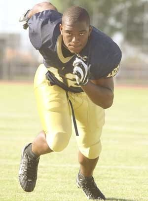 Top college prospect Kennard leads Desert Vista 
