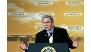 Bush: U.S. on verge of energy breakthrough