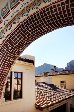 Villas at Montelucia opens model