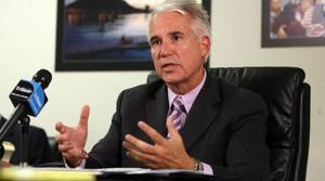 Mesa's search begins for Gascón's successor