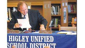 'Cookiegate' jars Higley school district
