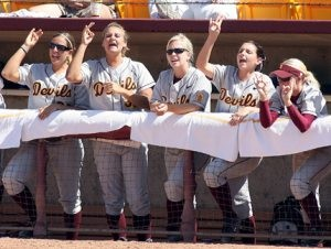 Experienced ASU confident heading into WCWS