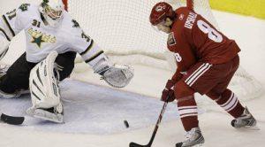 Enjoy hockey in Glendale — while it lasts