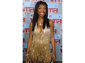Singer Brandy splitting with husband