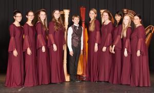 Mesa Public Schools Harp Ensemble