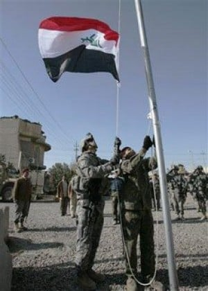 Iraq gov't gets control of Green Zone, US troops