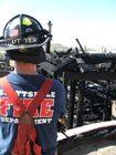 Firefighters: $1.8M damage in Troon blaze