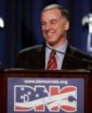 Democrats elect Howard Dean as chairman