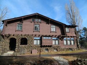 <p>Riordan Mansion, Flagstaff [Courtesy Steve Bergsman]</p>