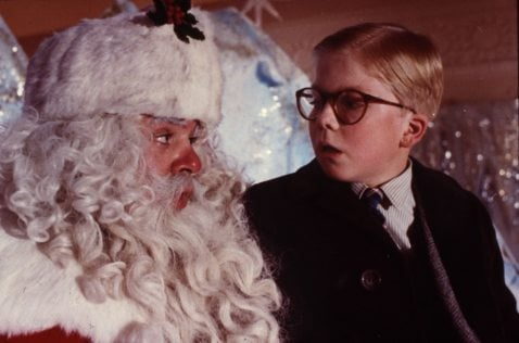 Top five classic holiday movies