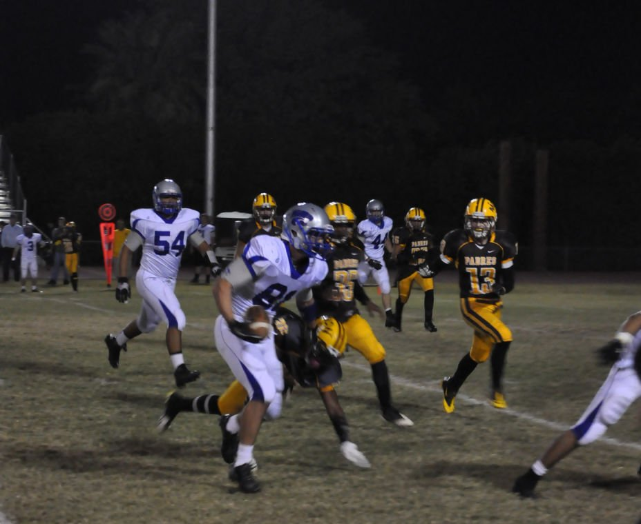 Mesquite vs. Marcos de Niza football