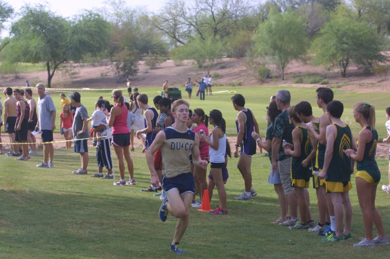 Sole Sports Running Zone / Scottsdale Healthcare Cross Country Festival