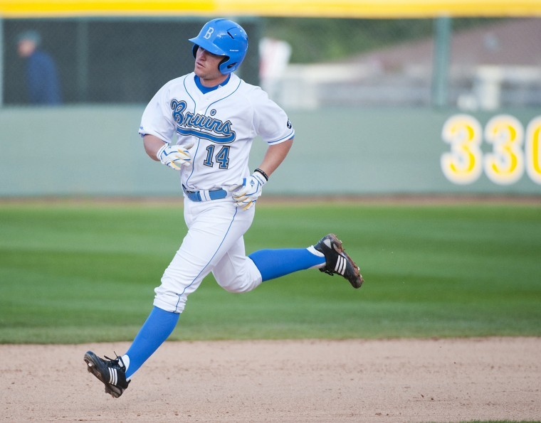 UCLA and former Red Mountain baseball player Dean Espy