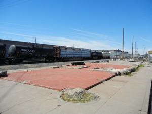 Mesa train station