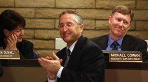 Cowan to lead Mesa school district