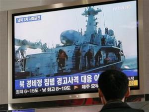 Navies of 2 Koreas exchange fire