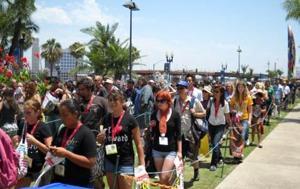 San Diego Comic-Con: Day 1