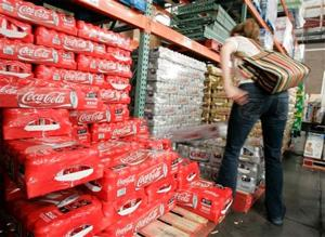 Costco drops Coke products over price dispute
