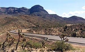 Diamond Bar Road, Grand Canyon