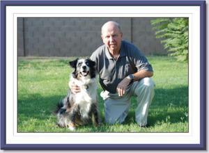 Veterinarian Dean Rice