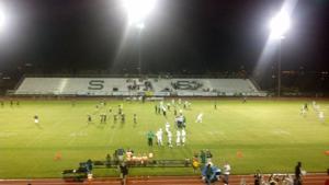 Skyline vs. St. Mary's football