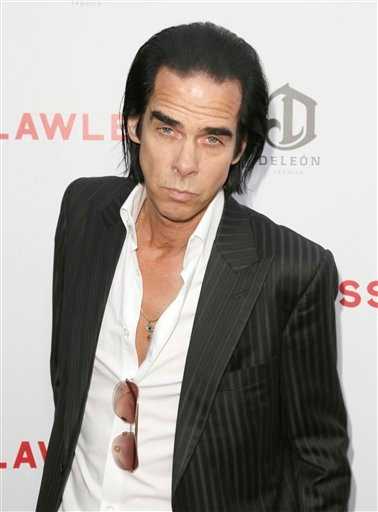 Nick Cave