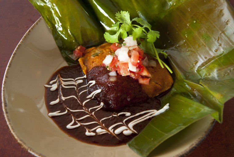 barbecue duck tamale