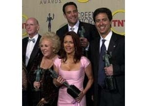 Two absent from 'Everybody Loves Raymond'