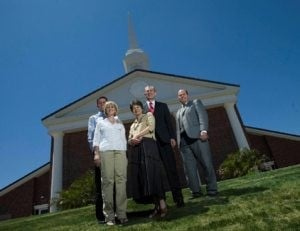 E.V. Mormons prepare for new temple