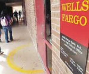 Wells Fargo goes to school
