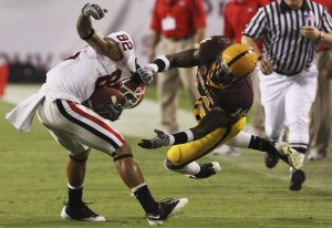Game day: Road gets tougher for Sun Devils