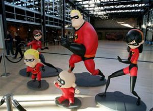 Disney to acquire Pixar for $7.4B in stock