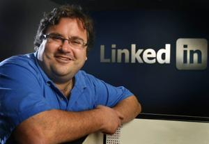 Connections build LinkedIn founder's road to riches