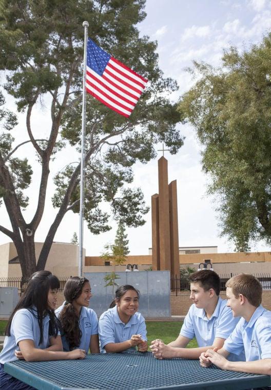 Best of Mesa 2014 Private or Parochial School: Christ the King Catholic School