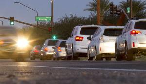 Lindsay Rd Traffic