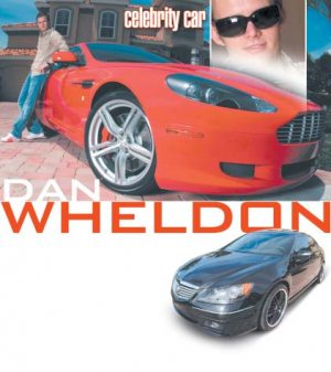 Celebrity Car: Dan Wheldon