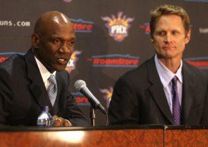 New coach Porter takes over Suns as clock ticks
