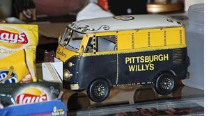 Chandler restaurant offers taste of Pittsburgh