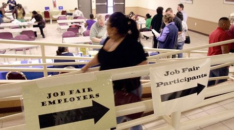 State predicts further job losses in 2010