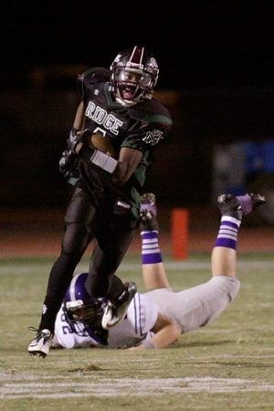 North Canyon puts away punchless Mountain Ridge