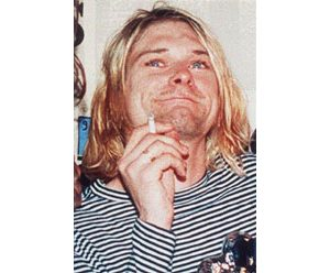 Cobain tops list of richest dead celebs