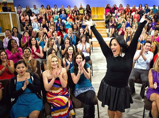 Ricki Lake Show 2012