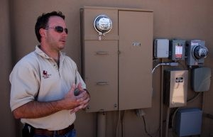Solar standard for Scottsdale builder