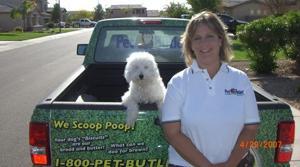 Dog waste service lends a shovel to Gilbert