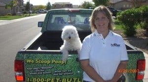 Dog waste service lends a shovel to Gilbert