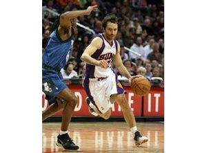 Suns dismantle star-powerless Timberwolves
