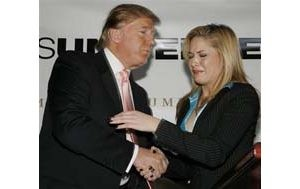 Trump and Rosie argue over Miss USA
