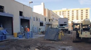 Banner hospital's Mesa office complex nearly finished